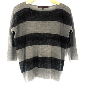 Comptoir Des Cotonniers Striped Sweater